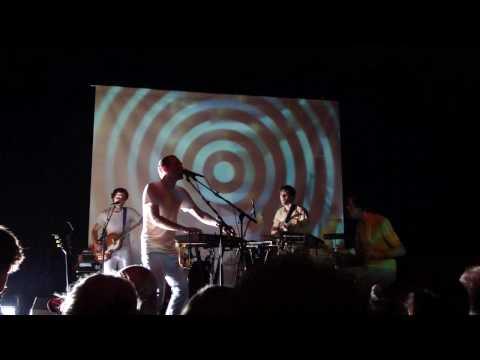 Caribou - Sun (live, Palace, St.Gallen) (HD)