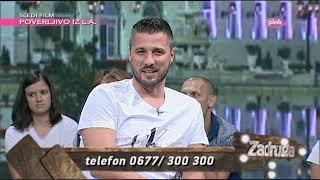 Zadruga 2, narod pita - Miljković priča o Maji Marinković - 19.08.2019.