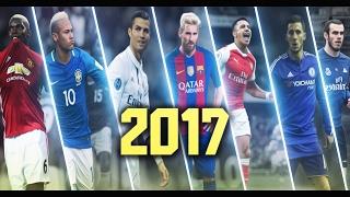 Best football skills mix 2017 ● cr7 ● messi ● neymar ● hazard ● pogba & more hd