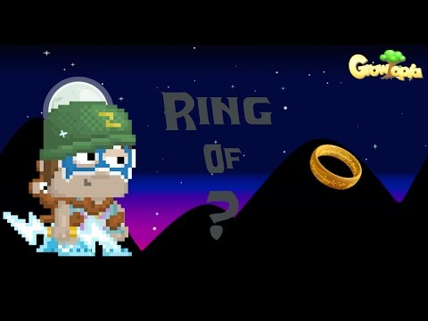 Growtopia   Getting 3rd Ring !
