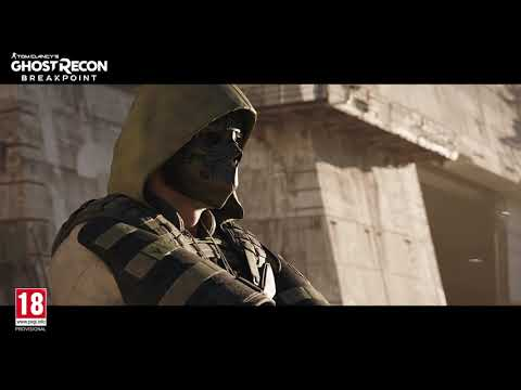 Estreno Mundial Ghost Recon Breakpoint