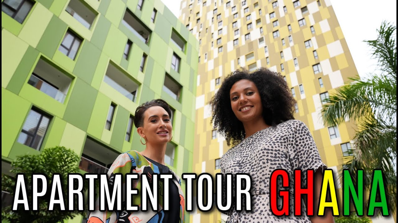 INSIDE VILLAGIO GHANA'S MOST EXPENSIVE DEVELOPMENT   HOUSE TOUR IN GHANA'S TALLEST BUILDING