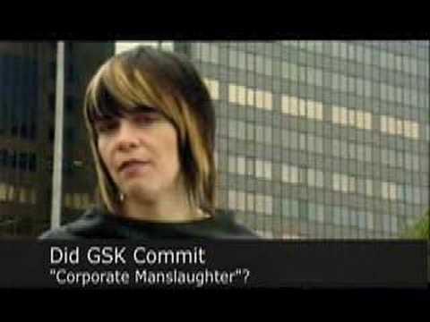 GlaxoSmithKline Corporate Criminal?
