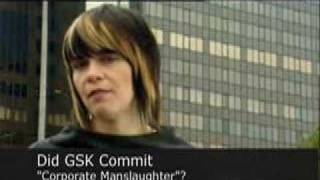 GlaxoSmithKline Corporate Criminal? thumbnail