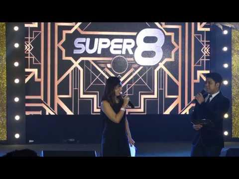 Super8 Gatsby Christmas Party 2016 - Event Host Manila NADINE SMITH