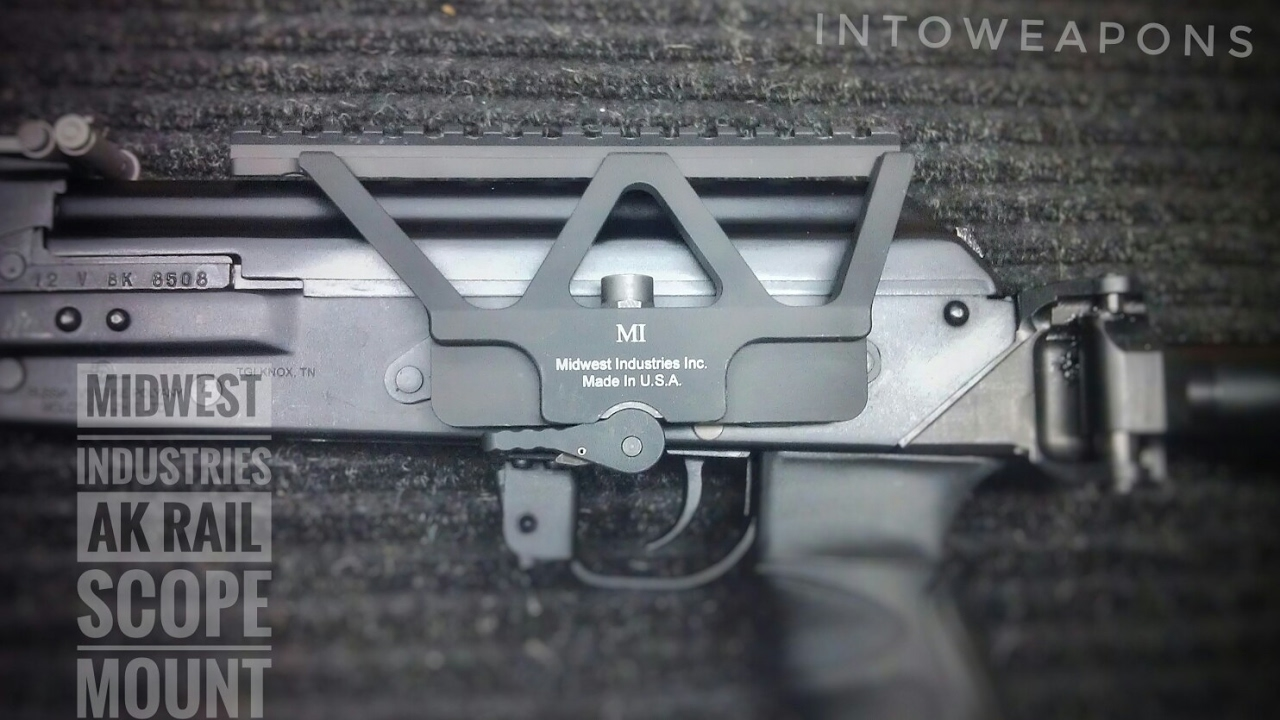 Vepr Ak Upgrade Midwest Industries Ak Railed Scope Mount