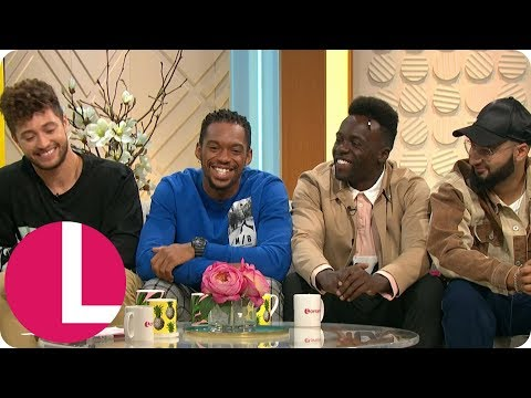 X Factor Winners Rak-Su Want to Collaborate With Rihanna and Jay-Z | Lorraine