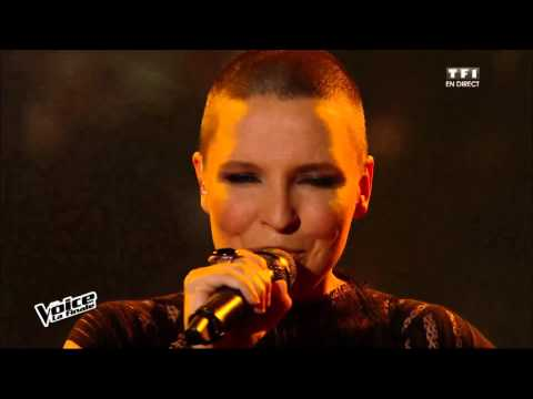 Chandelier Sia   Anne Sila   The Voice FRANCE 2015   Final HD