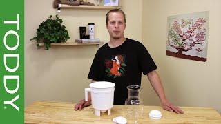 Toddy® Cold Brew System - Paper Filter How-to Video