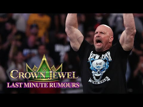 Last-Minute WWE Crown Jewel 2019 Rumours You Need To Know