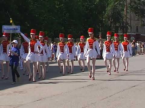 Фестиваль барабанщиков 2008 г.Краснокамск