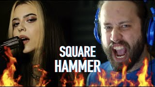 Ghost - Square Hammer (@Violet Orlandi ft @Jonathan Young COVER)
