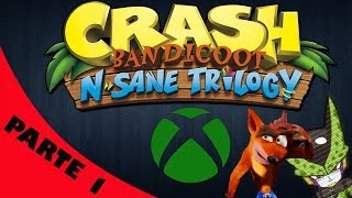 Crash Bandicoot N Sane Trilogy Xbox One #1 | Crash Bandicoot | Llegando a Xbox One