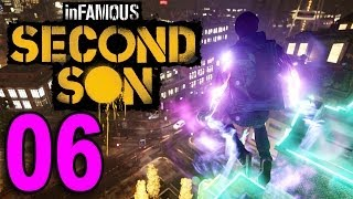 inFamous 3: Second Son - Part 6 - The Banner Man (Playstation 4 PS4 Gameplay Walkthrough Let