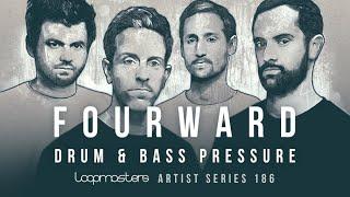 Loopmasters Presents Fourward Drum Bass Pressure - Samples Loops Sounds