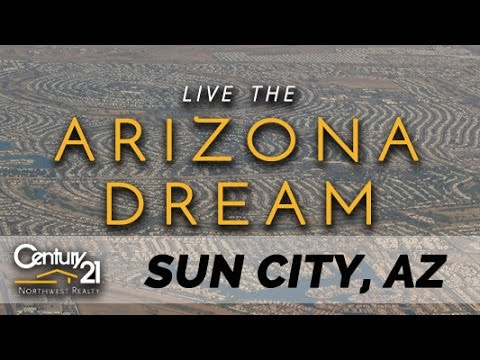 Living in Sun City, AZ- Real Estate and Homes by Century 21 Northwest