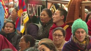 1st Tibetan Women's Day Event at Dharamshala