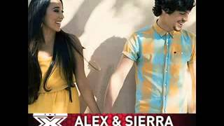Alex and Sierra Gravity Studio Version -The X Factor USA 2013