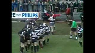 Rugby Barbarians - All Blacks 1973
