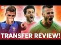 De Gea, Bernardo Silva, Griezmann! | Manchester United Transfer News Review!