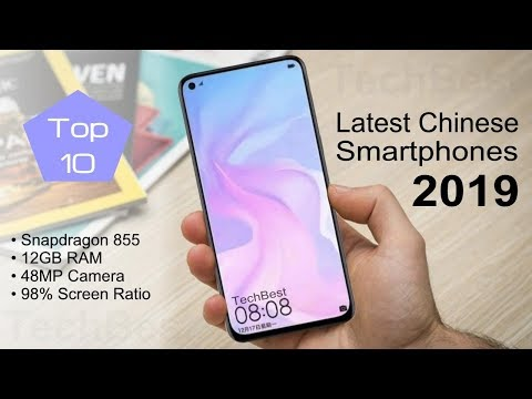 8c8fb27abe8 Newest Chinese Smartphones 2019 (Top 10 Best)