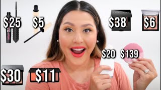HIGH END MAKEUP DUPES 2019!