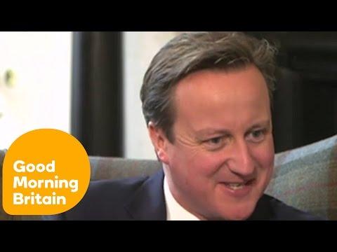 Susanna Reid's Interview with David Cameron | Good Morning Britain
