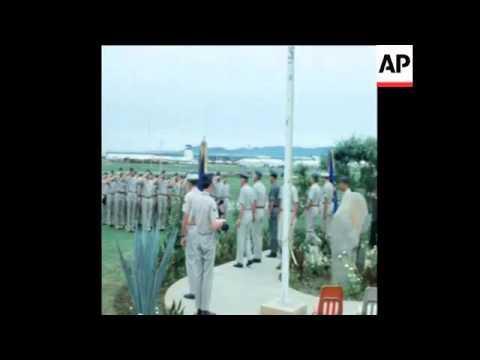 SYND 18-07-71 PHAN RANG AIR FORCE BASE TURNOVER TO SOUTH VIETNAM