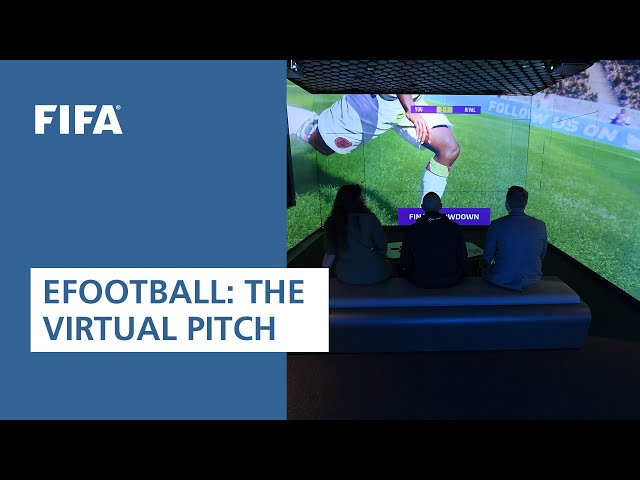 eFootball: The Virtual Pitch | FIFA Museum presents new exhibition