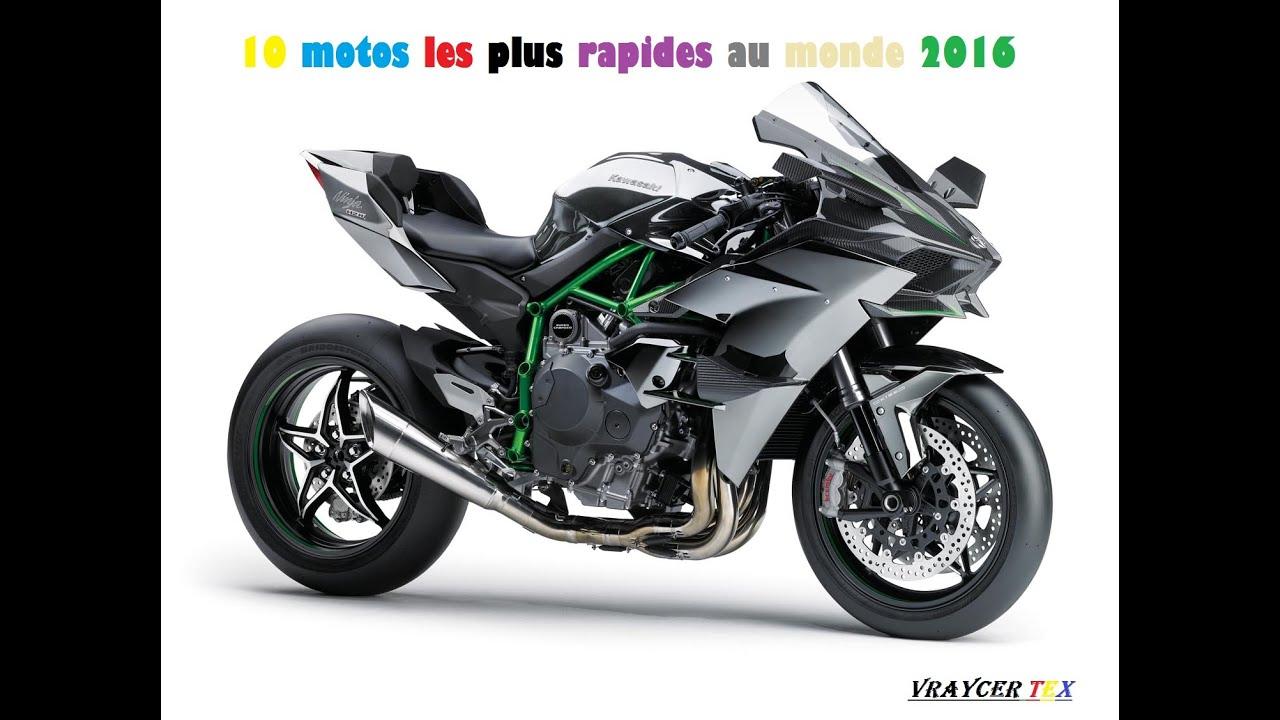 moto yamaha la plus rapide