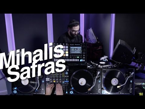 Mihalis Safras - DJsounds Show 2017 - VINYL ONLY