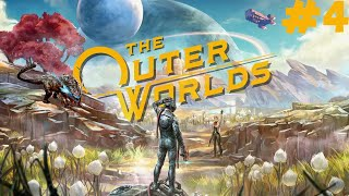 The Outer Worlds - granko