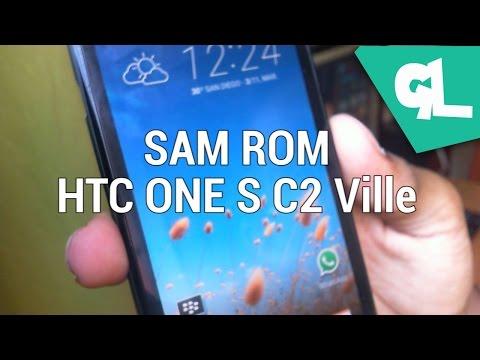 La rom mas Estable para el HTC One S Ville C2