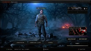 Call of Duty: Black Ops 4 - Zombies Menu Song (Theme) [HQ 1080p]