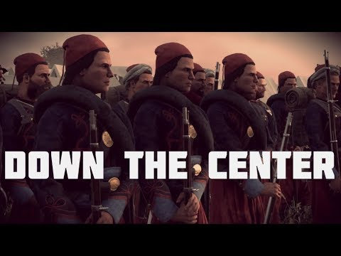 "War of Rights - ""Down The Center"""