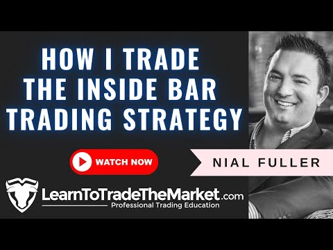 Inside Bar Break Out Forex Trading Strategy