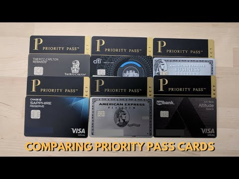 Priority Pass: Which Version Is Best?