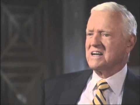 Finally, Pure Honesty From A Politician - Fritz Hollings Interview