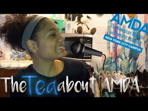 Everything You Need to Know About AMDA// Musical Theater