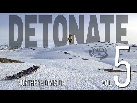 NORTHERN DIVISION 5  DETONATE  2017