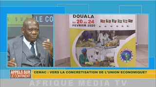 La CEMAC vers la concretisation d'une union économique