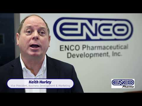 ENCO PHARMA  - trade show video