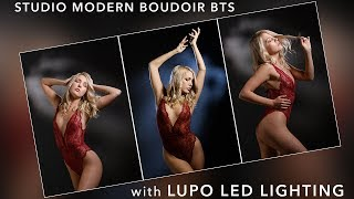 Studio Modern Boudoir with Lupo LED Lighting