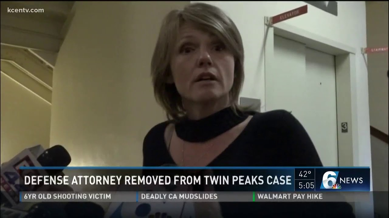 Download Defense attorney removed from Twin Peaks case