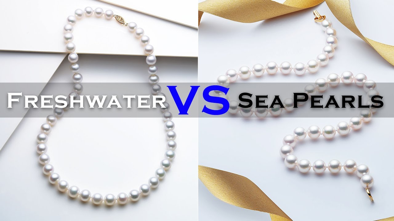 Download Freshwater Pearls vs Sea Pearls (Akoya Pearls)