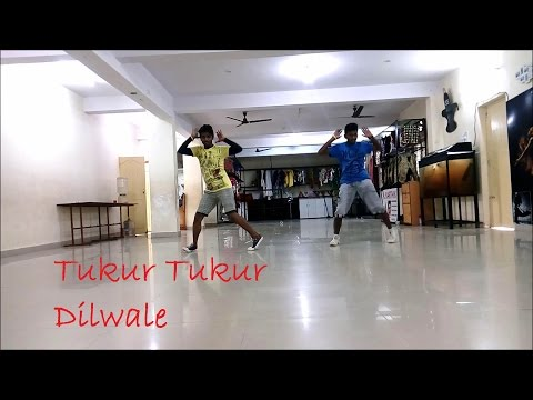 Arun Vibrato Choreography - Tukur Tukur - Dilwale