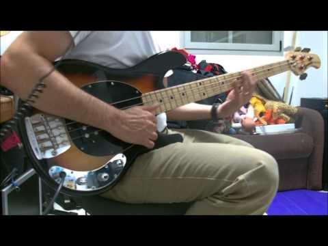 Pre EB 1982 Music Man Stingray Bass - Demo