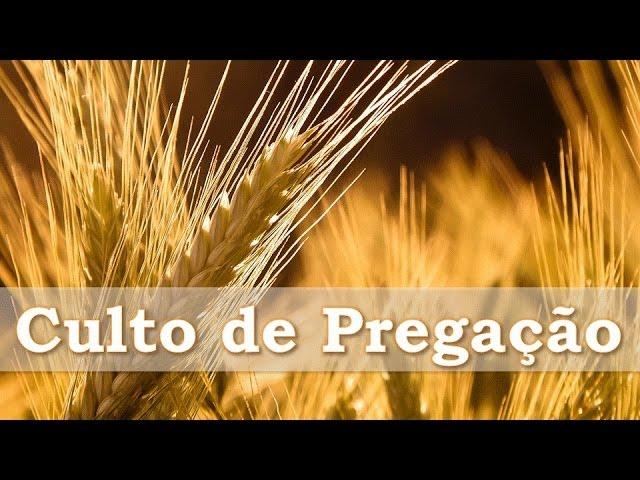 22.12.2015 - Tabernáculo da Fé Pouso Alegre - Culto de Pregação