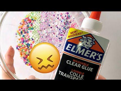 TESTING ELMER'S GLUE