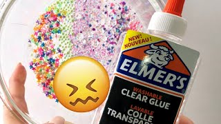 TESTING ELMER'S GLUE SLIME KIT! (not what I expected at all)